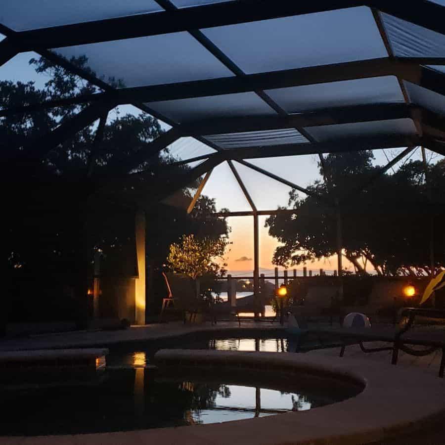 Pool Lanai Room Ideas Keylimekottagefloridakeys