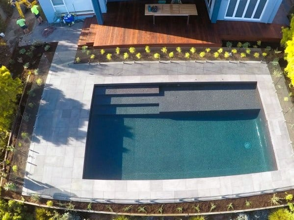 Pool Landscaping Design Idea Inspiration
