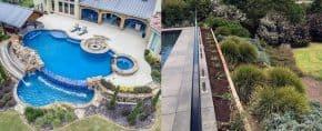 Top 40 Best Pool Landscaping Ideas – Aesthetic Outdoor Retreats