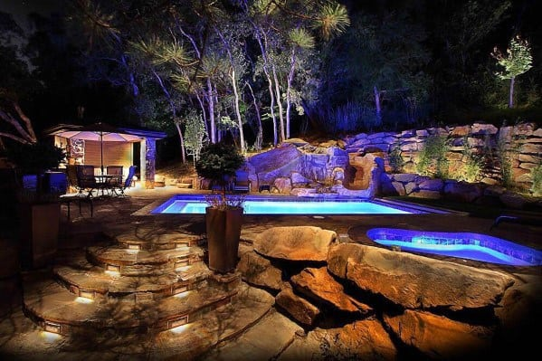 Pool Lighting Design Inspiration