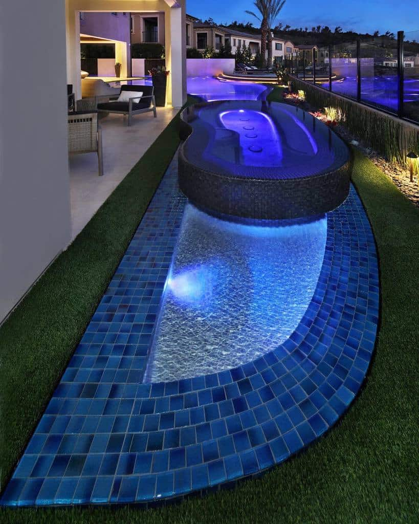 pool small backyard patio ideas foxterradesign