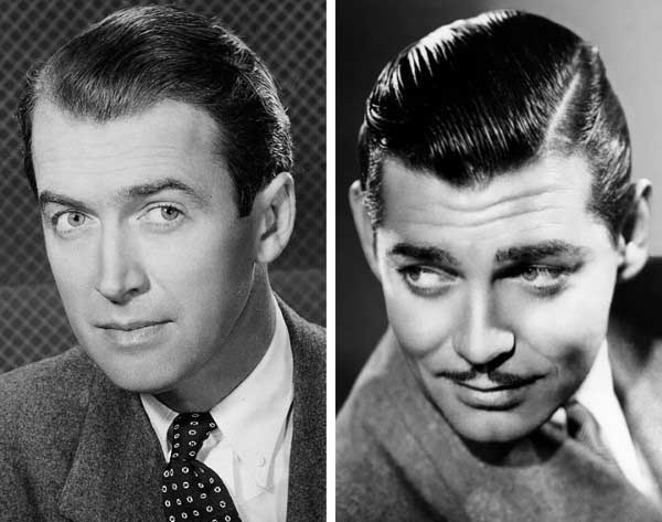 Popular Side Part Mens 1930s Hairstyles