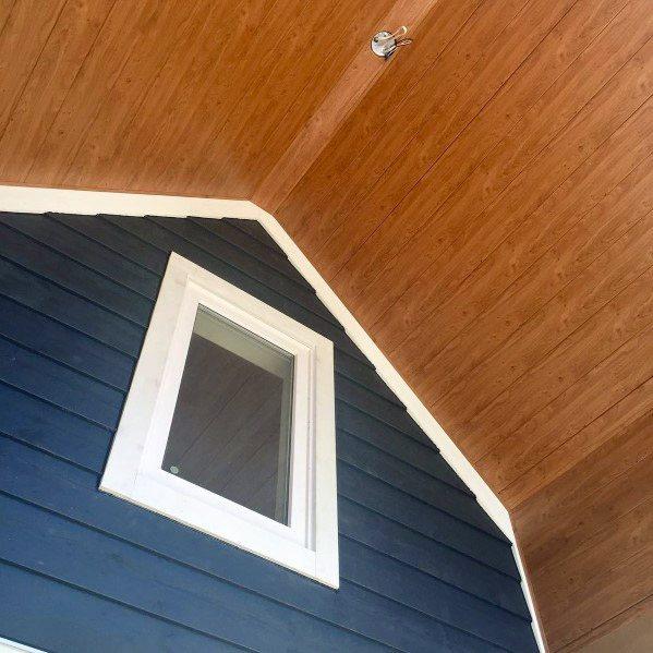 Porch Ceiling Design Idea Inspiration