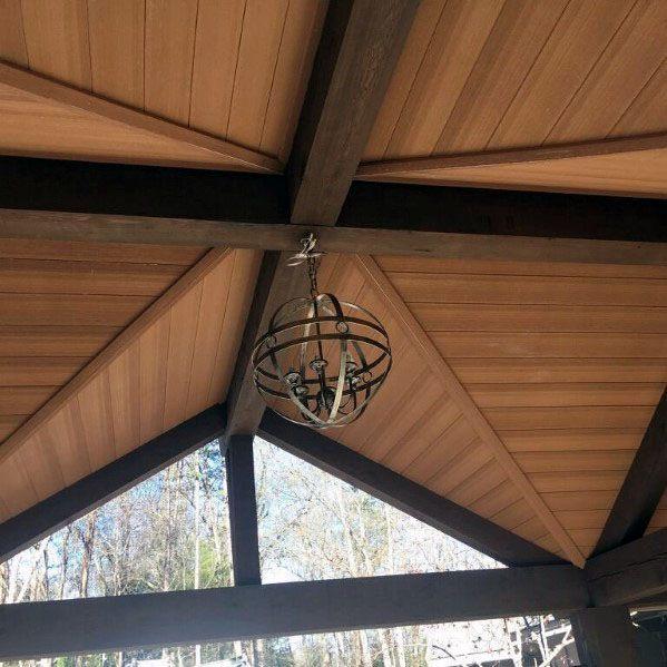 Porch Ceiling Design Inspiration