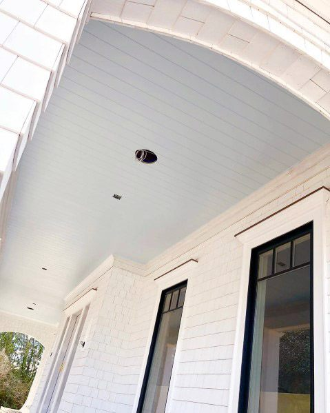 Porch Ceiling Ideas Inspiration