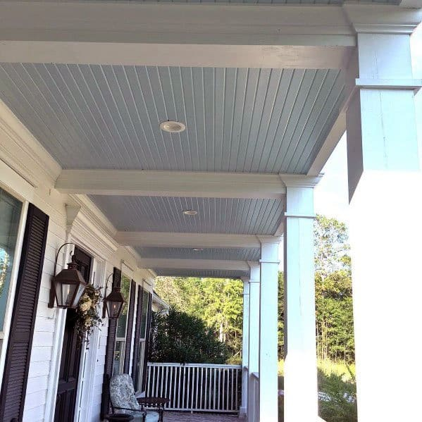 Porch Ceiling Outdoor Design