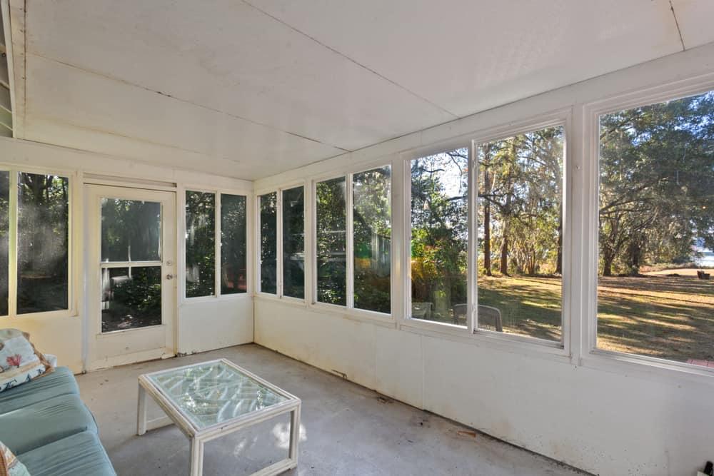 porch enclosed patio ideas 4