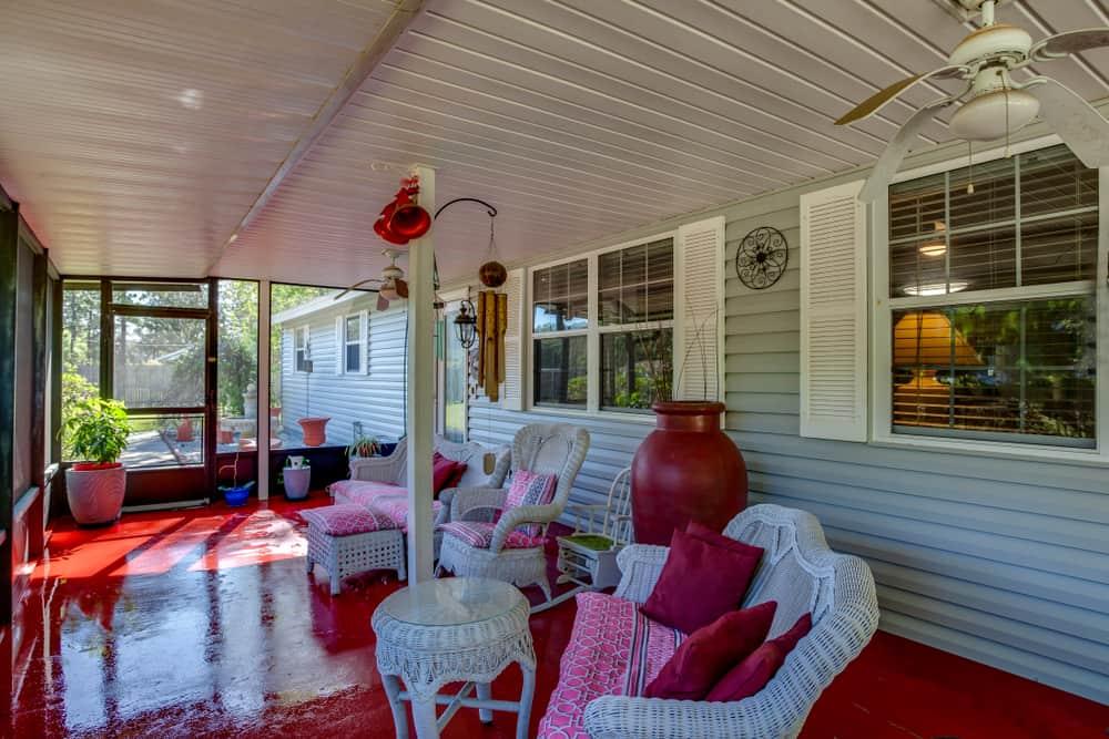 porch enclosed patio ideas 5