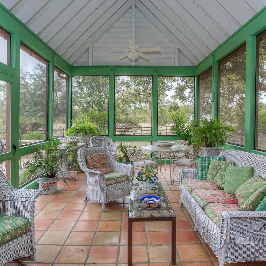 porch enclosed patio ideas kellymclean.ftwtx