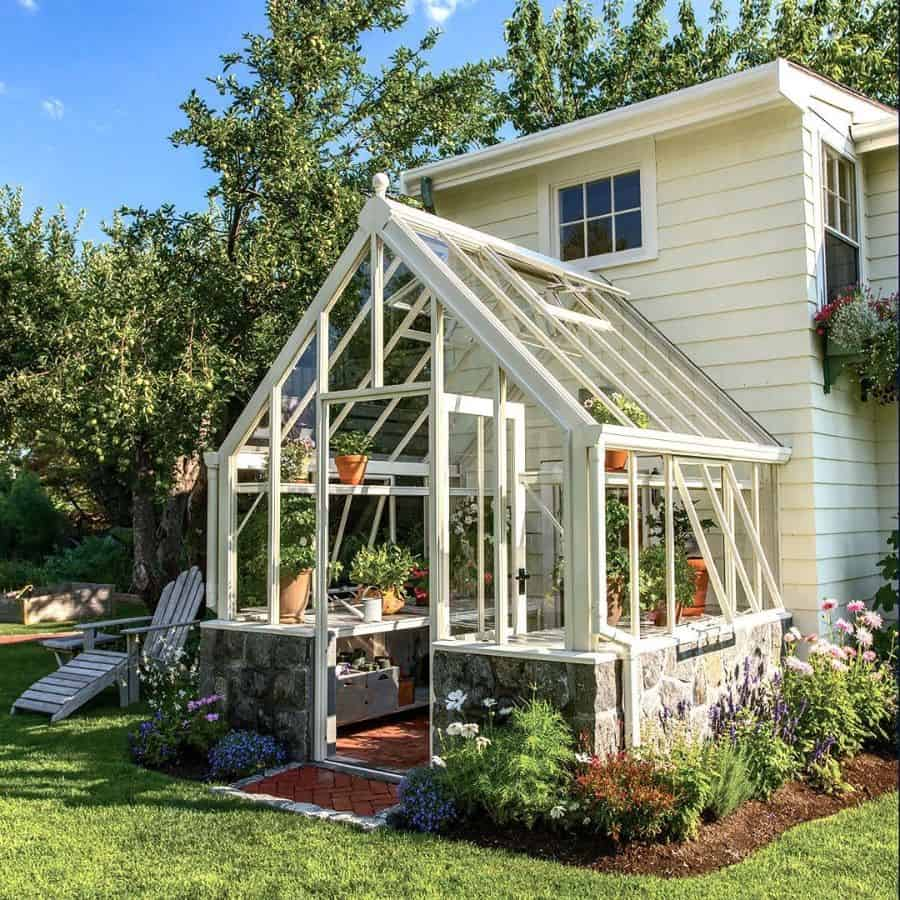 porch greenhouse ideas hartleyusa