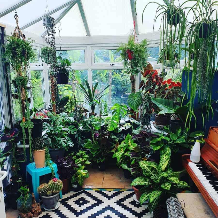 porch greenhouse ideas theinoutgarden