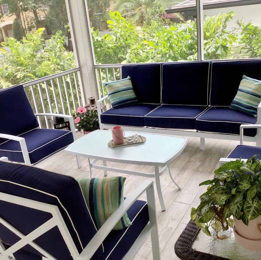 Porch Lanai Room Ideas Clara Bollettino