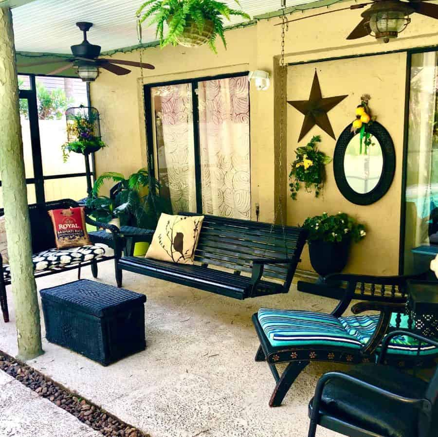 Porch Lanai Room Ideas Jodygugliemino
