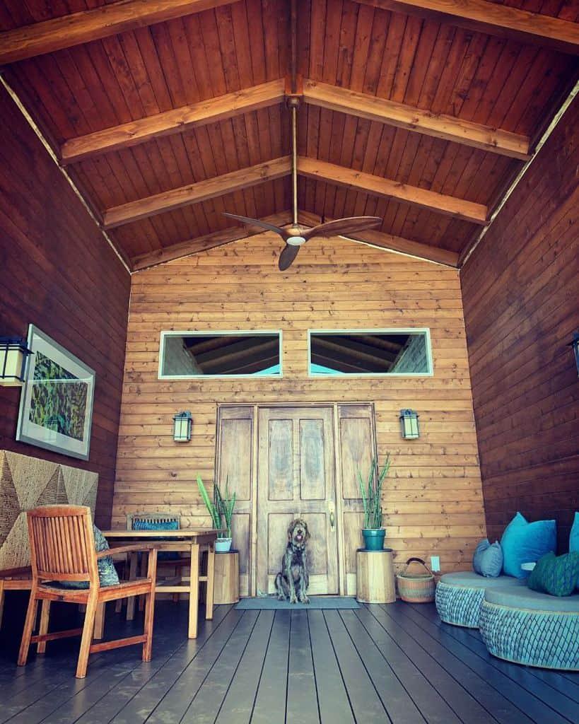Porch Lanai Room Ideas Monicaspencer Interiordesign