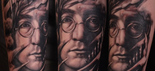 Portrait Tattoos For Men