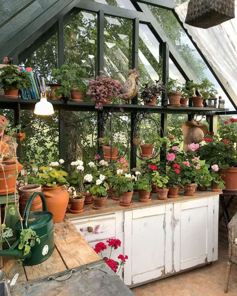 potting shed greenhouse ideas husetoghagen_pakjos