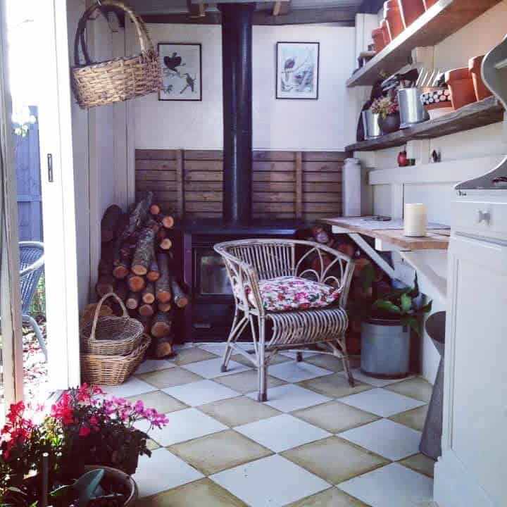 Potting Shed She Shed Ideas Countryhometownhome