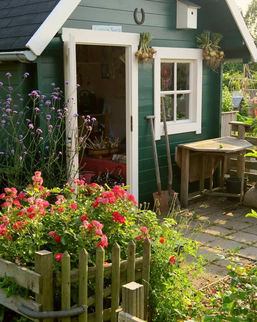 Potting Shed She Shed Ideas Mels Kitchengarden