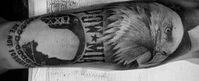 30 POW MIA Tattoo Designs For Men – Veteran Ink Ideas