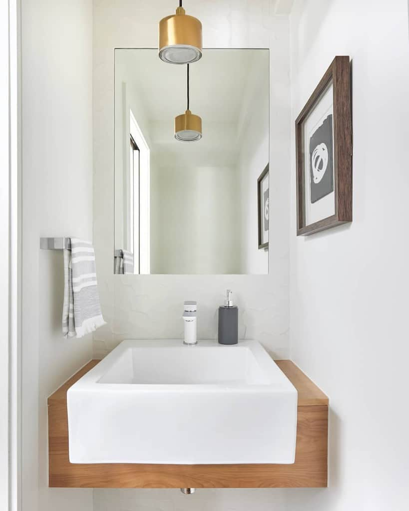 Powder Room Guest Bathroom Ideas 2birdsdesign
