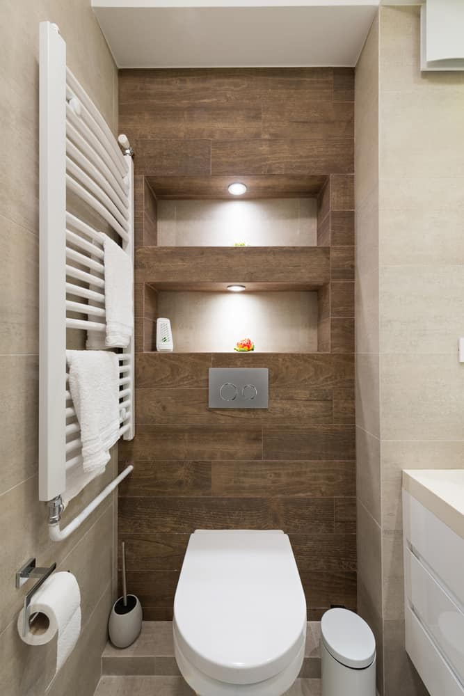 bathroom niche ideas bathroom storage ideas