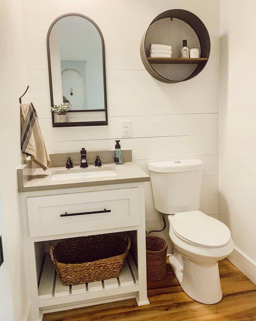 Powder Room Half Bathroom Small Bathroom Ideas Forever.six.acres