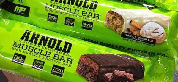 Pre Workout Protein Bars