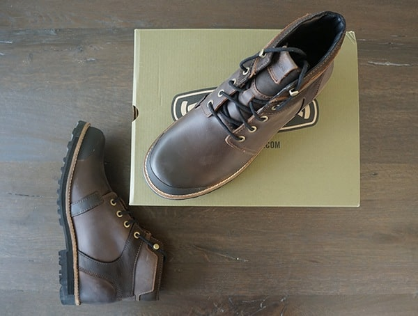 Premium Leather Lace Up Boots For Men Keen The Rocker