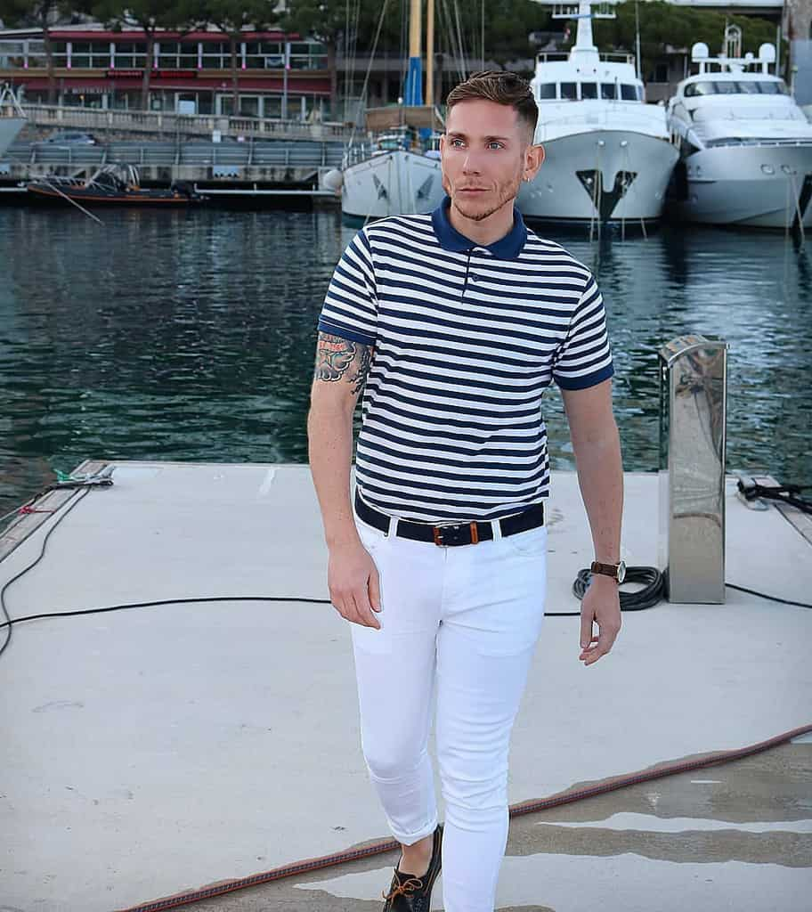 Primark Nautical Fashion