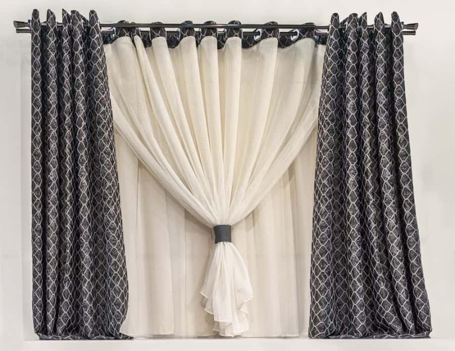 Printed Curtain Ideas