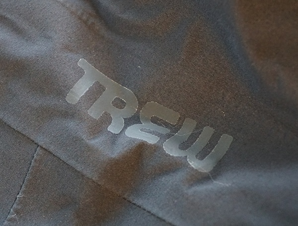 Printed Detail Logo Mens Trew Cosmic Jacket