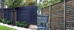Top 50 Best Privacy Fence Ideas – Shielded Backyard Designs