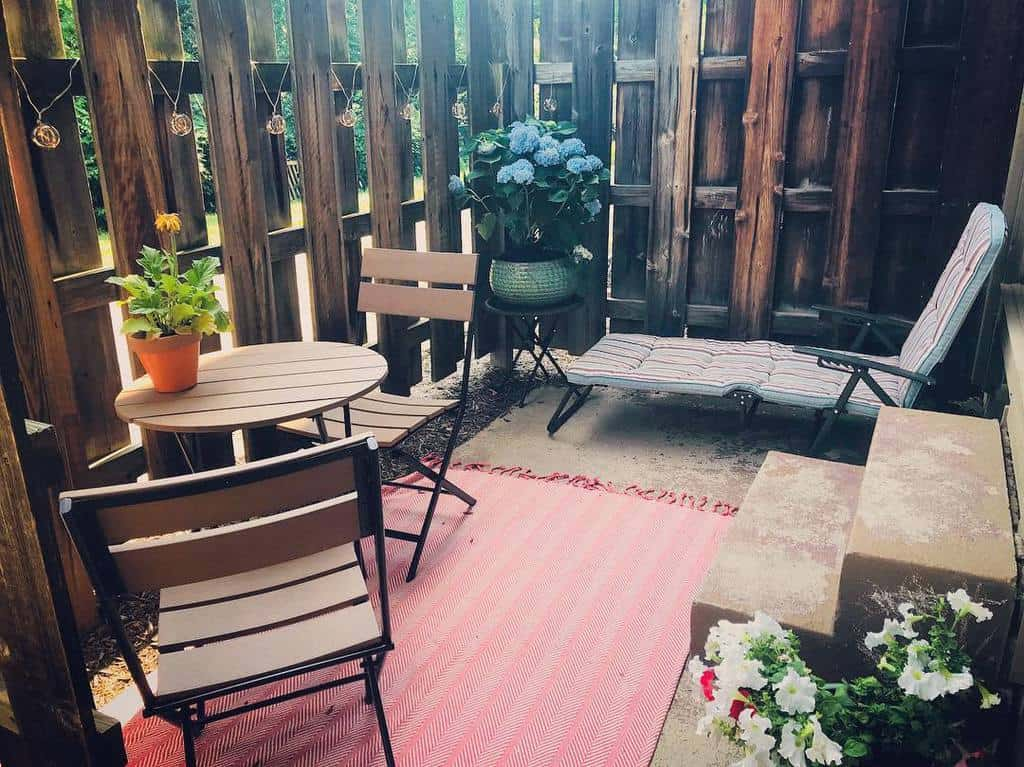 privacy screen apartment patio ideas bdiedrich4