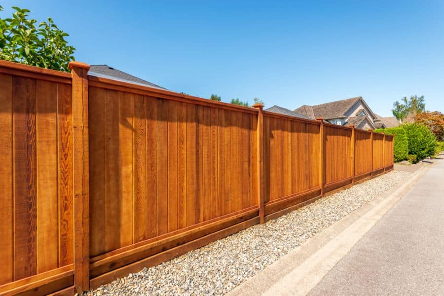 Privacy Wood Fence Ideas (2)