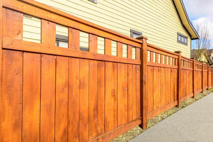 Privacy Wood Fence Ideas (3)