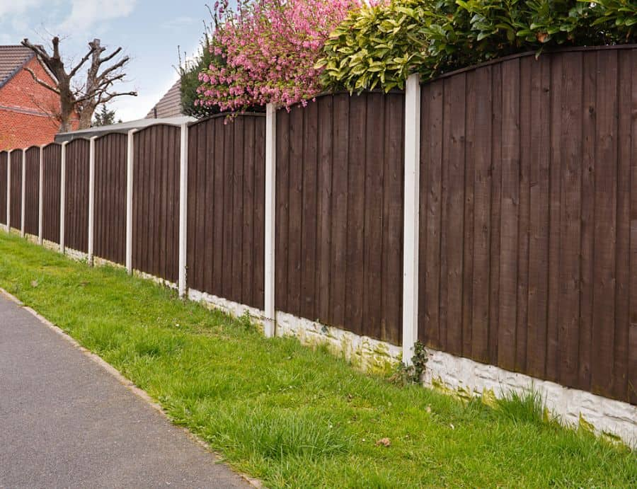 Privacy Wood Fence Ideas (4)