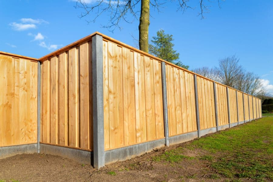 Privacy Wood Fence Ideas (7)