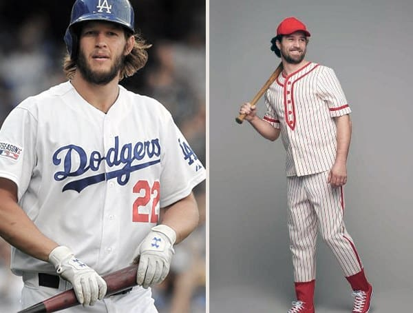 Professional Baseball Player Best Halloween Costume Ideas For Men