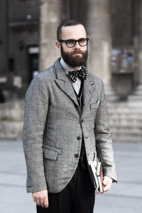 Professional Beard Style Idea On Man