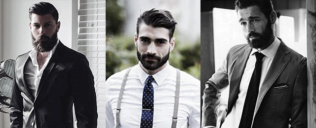 Professional Beard Styles For Men