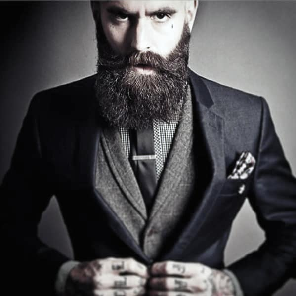 Professional Businessman Beard Styles