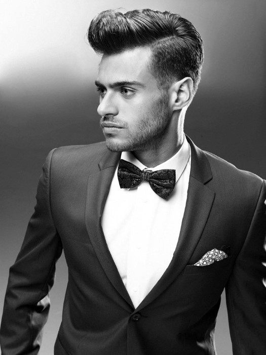 Professional Formal Mens Classic Hair