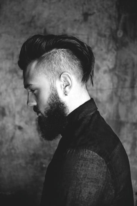 Professional Long Hairstyles For Men