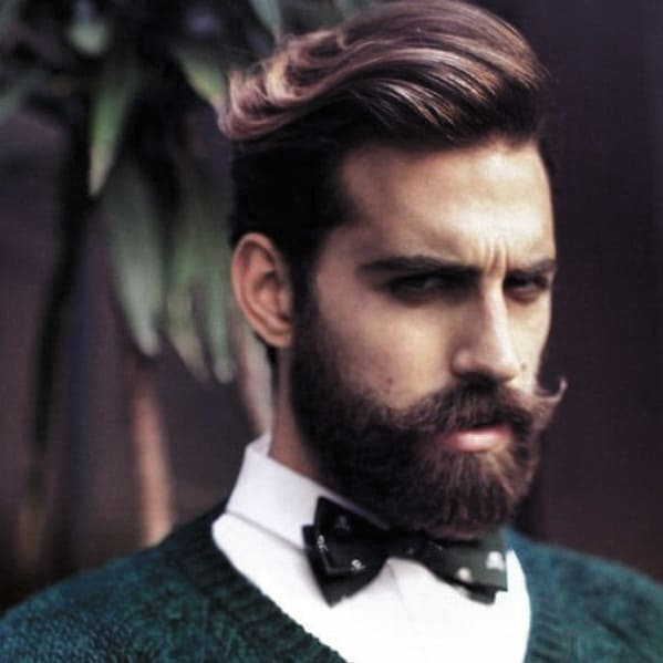 Professional Male Beard Heavy Stubble Styles