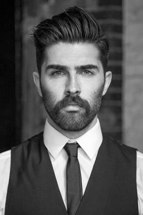 Brilliant 50 Professional Hairstyles For Men A Stylish Form Of Success Short Hairstyles Gunalazisus