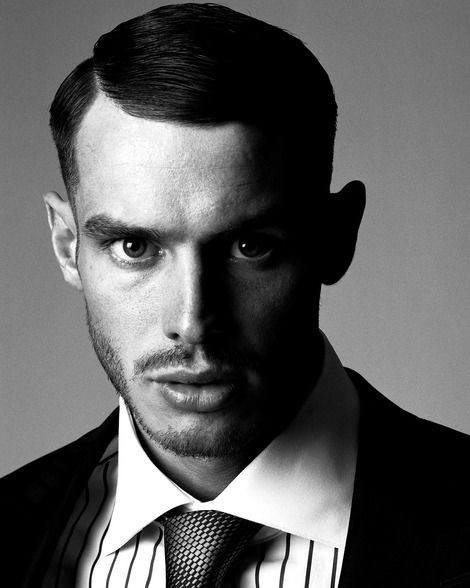 Professional Mens Hairstyles Comb Over