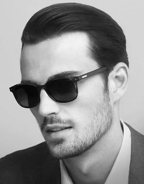 Professional Mens Slicked Back Hair Inspiration