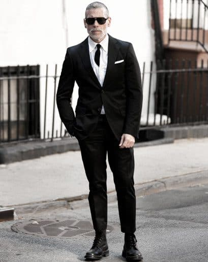 Professional Suit Mens Style Ideas How To Wear Boots Outfits