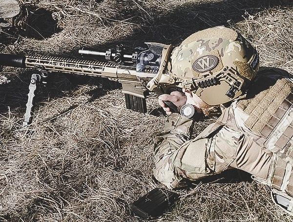 Prone Rifle Team Wendy Exfil Ballistic Sl Helmet Review