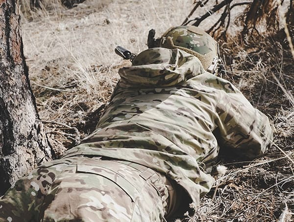 Prone Shooting Position Otte Gear Patrol Parka Review